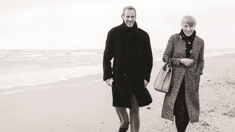 Bojāgājušā rotu mākslinieka atraitne Ilona Audere: <strong>Mūsu laulības gredzenu turpinu nēsāt</strong>