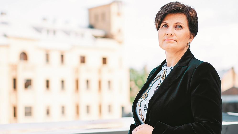 <strong>7 jautājumi par medicīnu</strong> veselības ministrei Ilzei Viņķelei