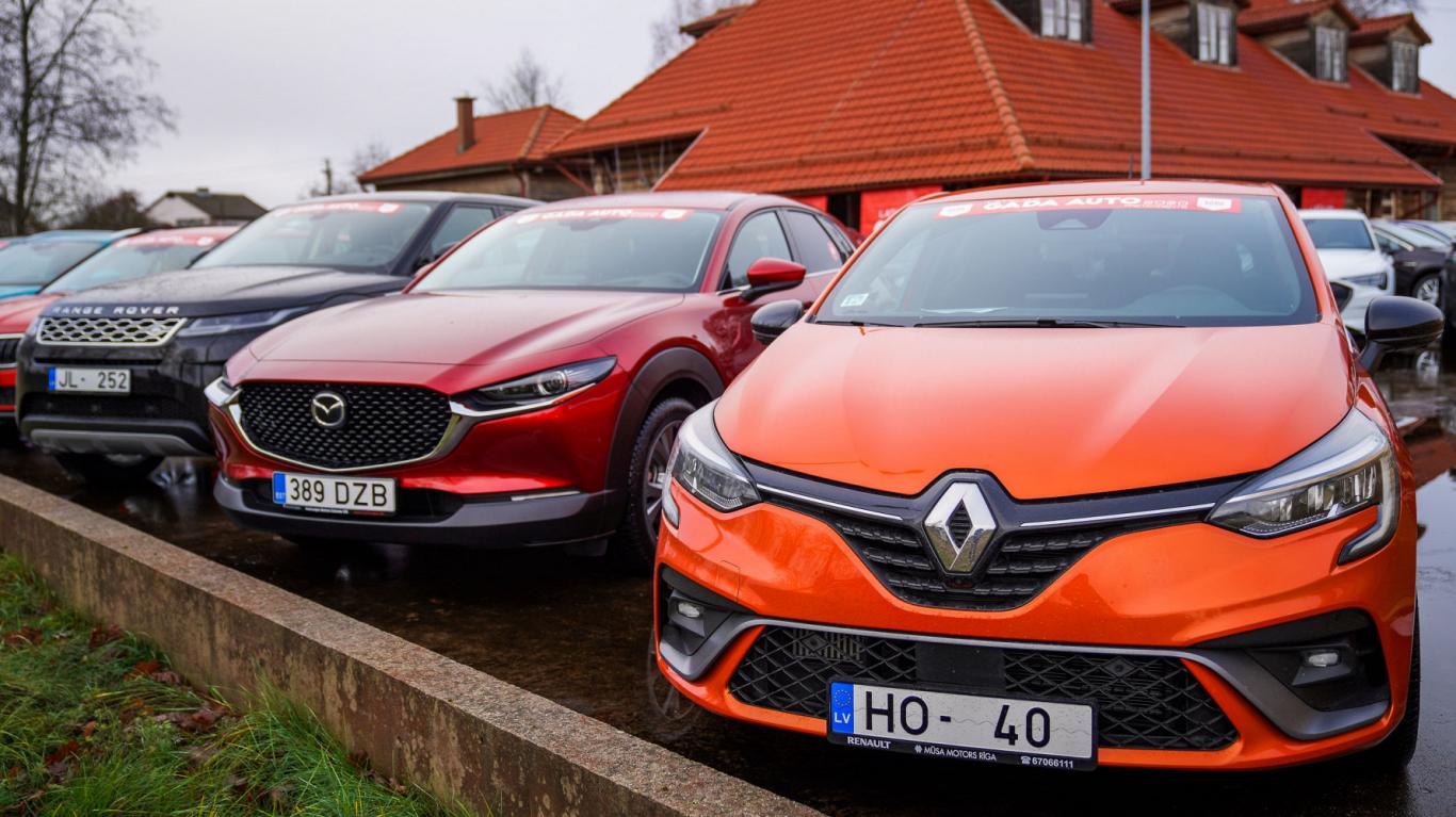 Zināmi 7 jaunie auto, kas <strong>iekļuvuši <em>Latvijas Gada auto 2020</em></strong>