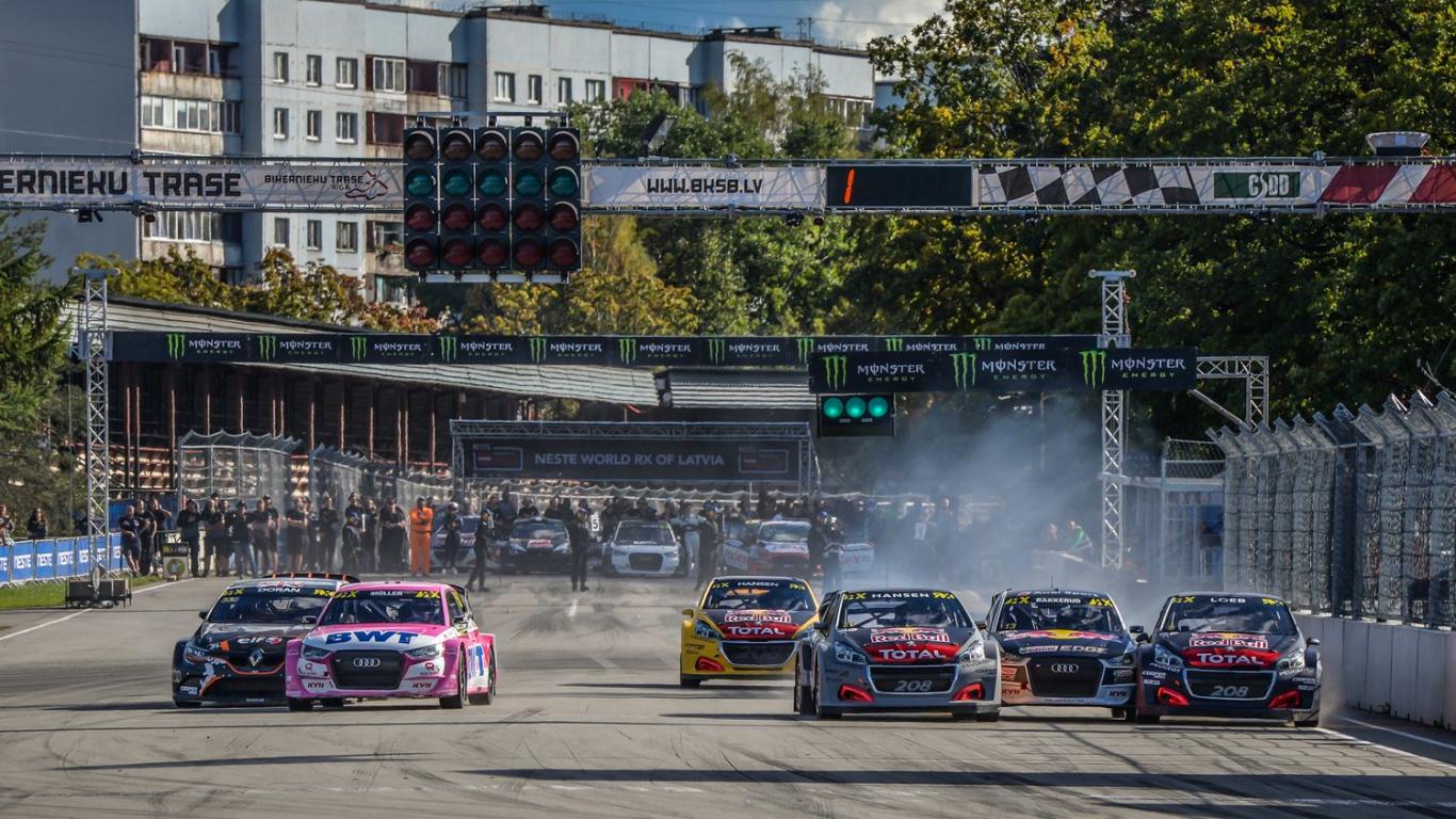 Oficiāli: Latvijas posms paliek <strong>FIA pasaules rallijkrosa čempionāta kalendārā!</strong>