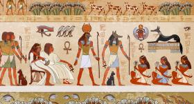 Kurš senās Ēģiptes dievs <strong>sargā tevi?</strong>
