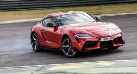 <strong><em>Toyota GR Supra</em></strong> iegūst Vācijas prestižo <em>Zelta stūres balvu</em>