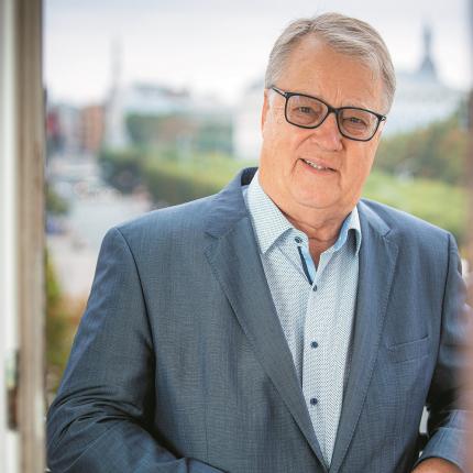 Guntis Ulmanis: <strong>Nav vairs baiļu no dzīves gala.</strong> Bailes ir par saviem tuvajiem, par bērniem un mazbērniem