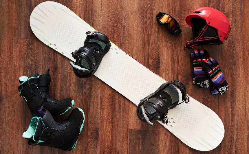 Kā izvēlēties apģērbu <strong>ziemas sporta veidiem</strong>