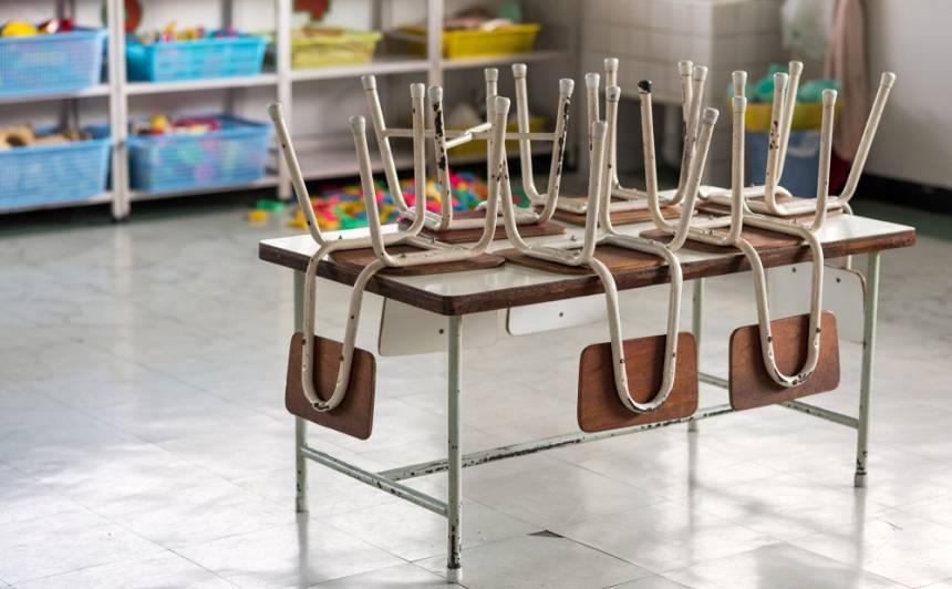 Rīgas domei vairs nav līdzekļu <strong>bērnudārzu un skolu atjaunošanai nākamgad</strong>