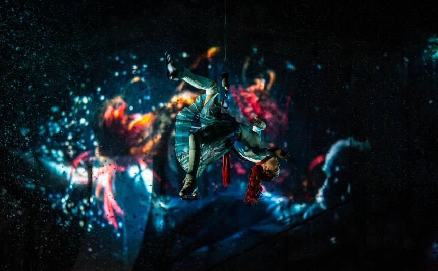 Vienīgā iespēja Baltijā – Cirque du Soleil jaunākā izrāde tuvojas Rīgai