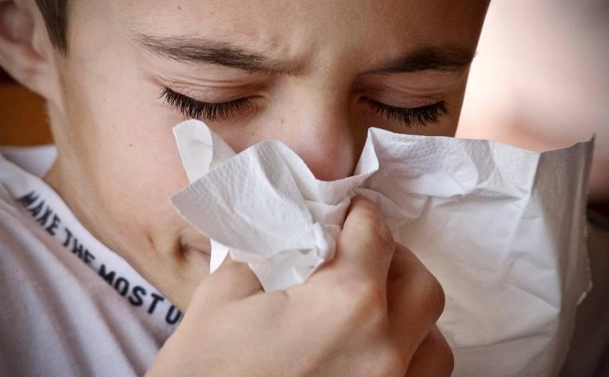 Latvijā sākusies <strong>gripas epidēmija</strong>