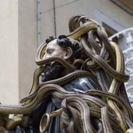 Svētki, kuros <strong>čūskas ir goda vietā</strong>