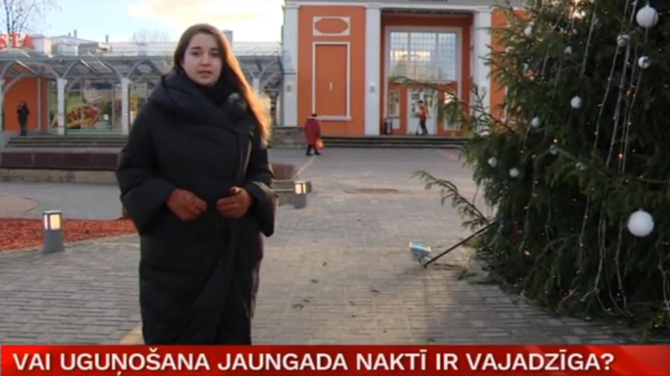 VIDEO: Pērnava nerīkos Jaungada uguņošanu, arī <strong>Sigulda varētu atteikties no pirotehnikas šova</strong>