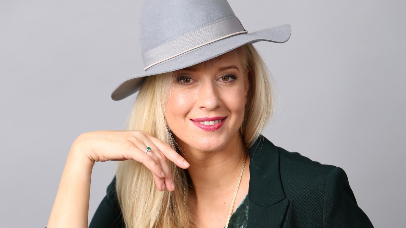 Dailes teātra aktrise Ērika Eglija: <strong>Reizēm pati sevi pārsteidzu</strong>