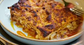Gaglio ģimenes <strong>lazanjas recepte</strong>