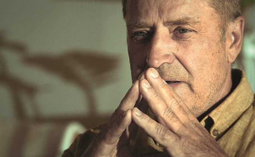 Tēlnieks Pauls Jaunzems: <strong>Labas lietas, maigi sakot, nenotiek</strong>