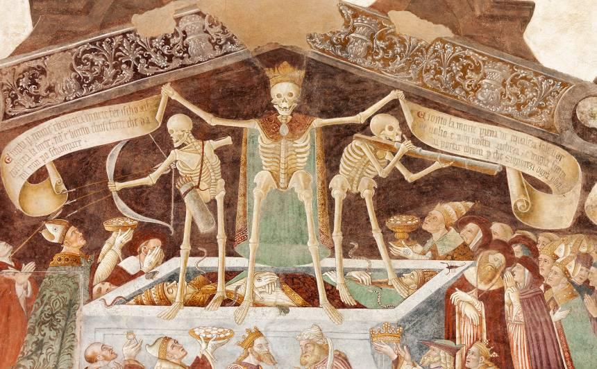 Latvijas Universitātē norisināsies <strong>pirmais nāves festivāls <em>Ars Moriendi</em></strong>