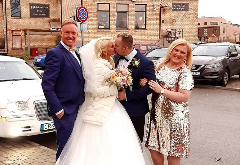 Nepilnus divus mēnešus pēc šķiršanās Andris Kivičs <strong>jau ceturto reizi iestūrējis laulības ostā</strong>