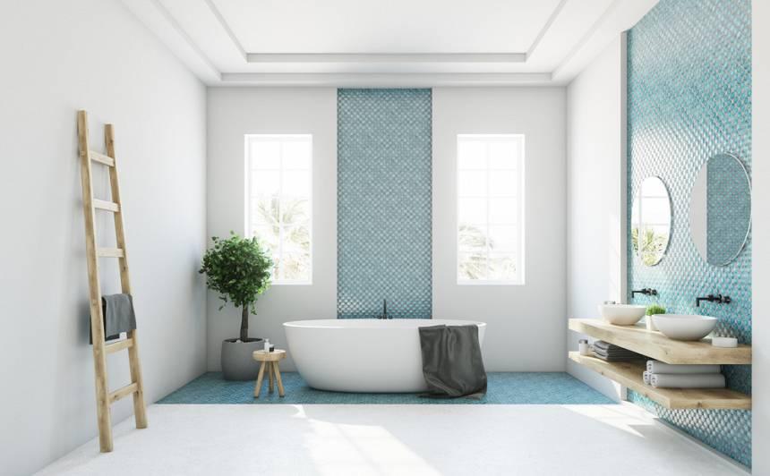 <strong>Mūsdienīgs vannas istabas dizains</strong> – 4 padomi tā izveidei
