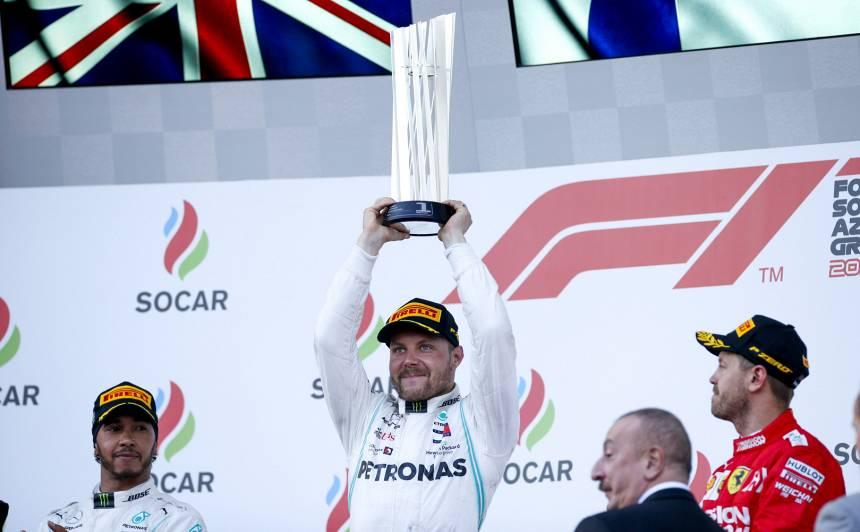 <em>Mercedes</em> F1 komandas pilots Botass <strong>neizslēdz iespēju pievērsties rallijam</strong>