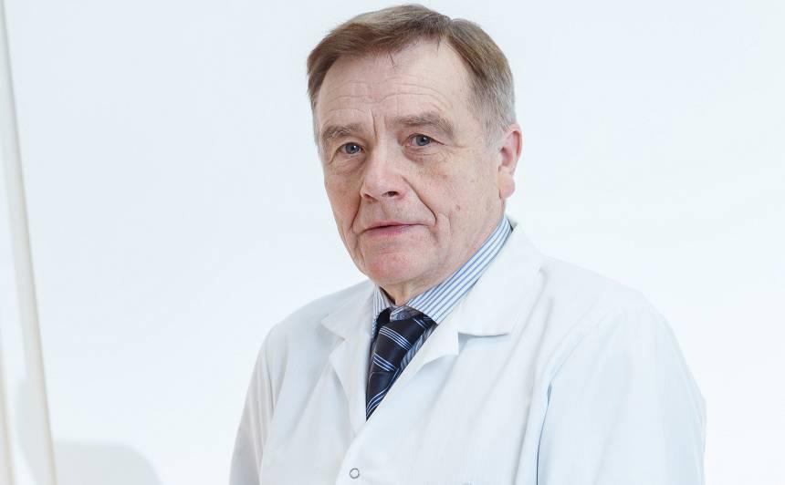 Anesteziologs un reanimatologs Indulis Vanags: <strong>šajā profesijā joprojām ir interesanti</strong>