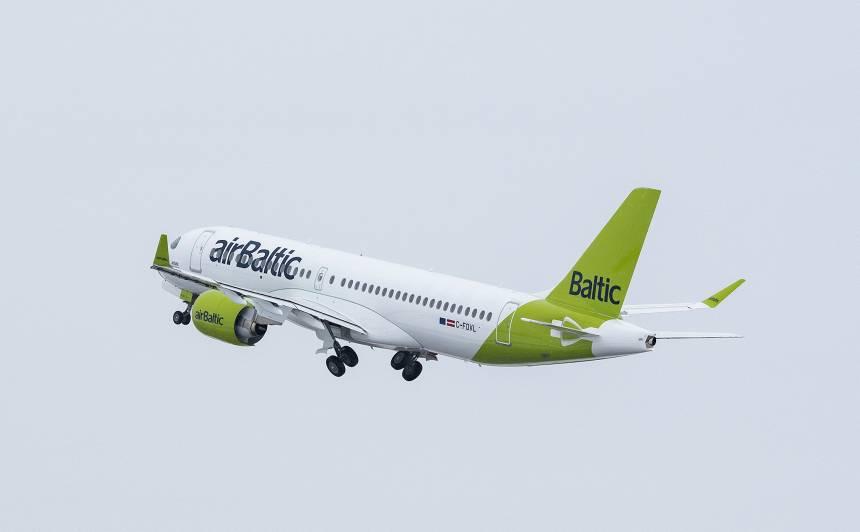 <em>airBaltic</em> uzsāk lidojumus <strong>no Rīgas uz Jekaterinburgu</strong>