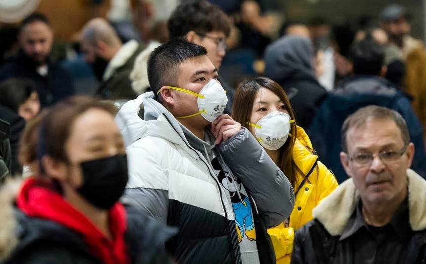 <strong>Kanāda un Vācija apstiprina pirmo Ķīnas koronavīrusa gadījumu,</strong> Ķīnā miruši jau 106 cilvēki