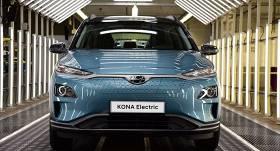 <em>Hyundai</em> <strong>trīskāršo <em>Kona Electric</em> ražošanas apjomu</strong>