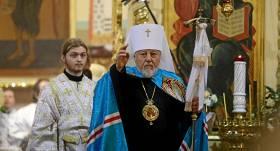 Pareizticīgo Ziemassvētkos metropolīts Aleksandrs aicina <strong>bērniem mācīt labus tikumus</strong>
