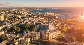 Robežzeme, kas meklē savu vietu — <strong>Ukraina</strong>