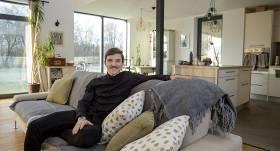FOTO: <strong>Ciemos pie Mika Dukura</strong> — māja, kur dzimst mūzika