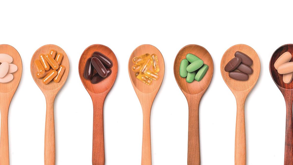 Mūžīgā tēma — <strong>vitamīni</strong>