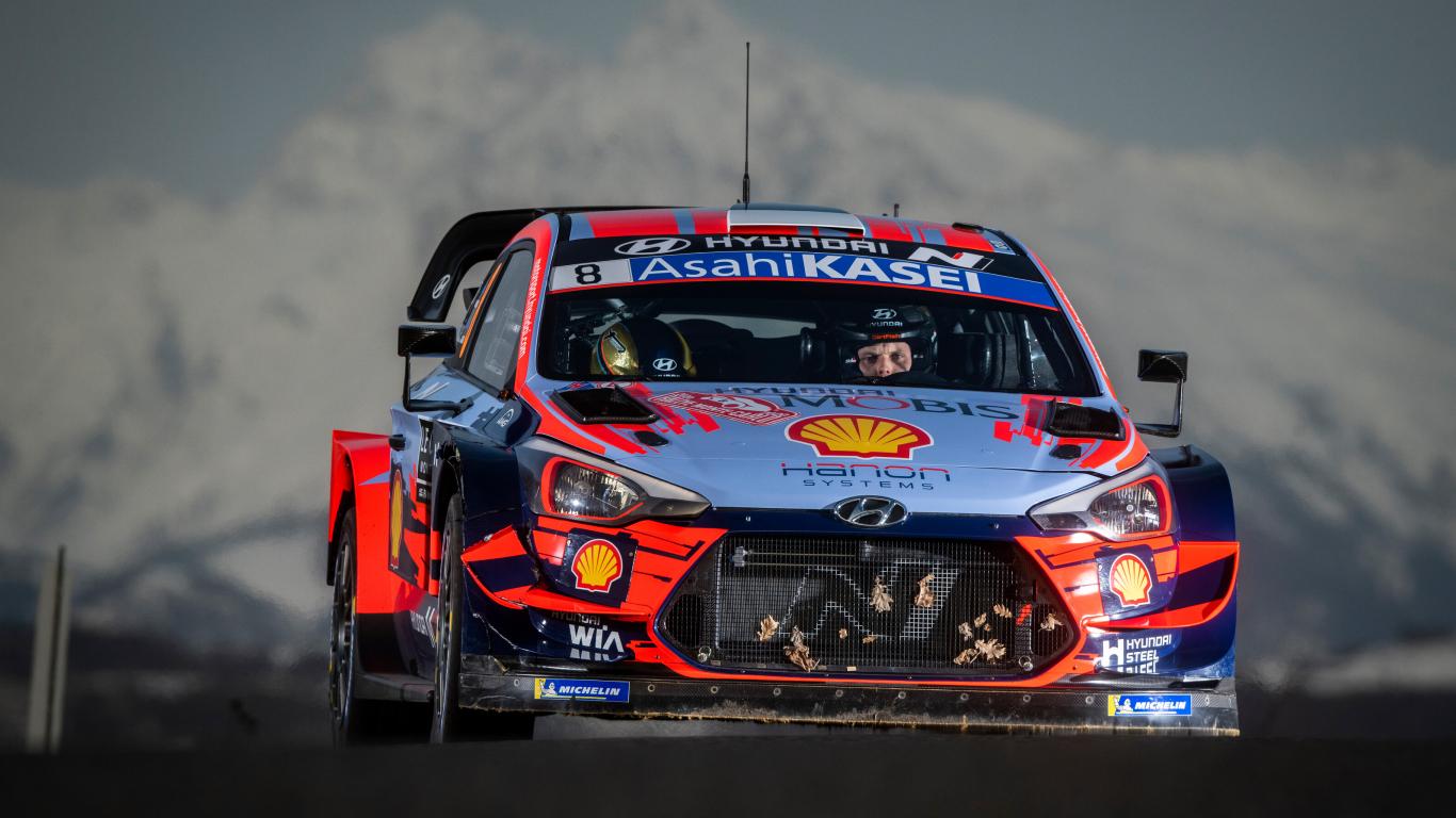 VIDEO: Igauņu WRC čempions Tanaks <strong><em>novākojas</em> pirmajā rallijā <em>Hyundai</em> komandā</strong>