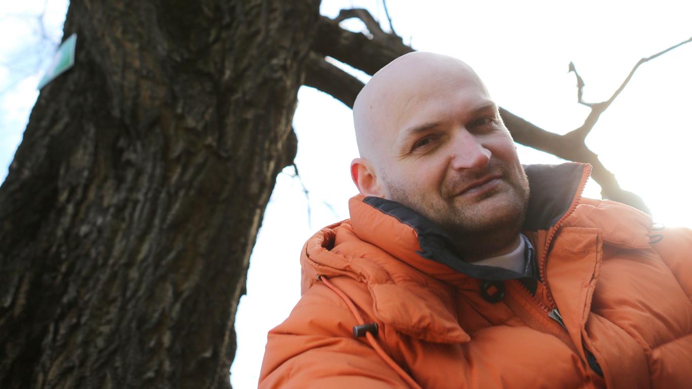Dzejnieks Reinis Runcis: <strong>Viss pazuda vienā mirklī – dzīve, draugi. Viņi pazuda uzreiz</strong>
