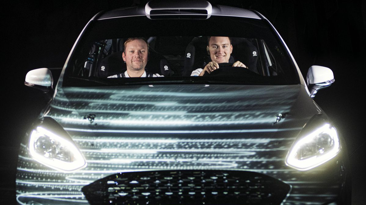 Reinis Nitišs pāriet uz ralliju un <strong>nosaka sev jaunu mērķi — junioru WRC</strong>