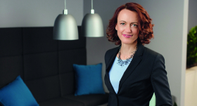<strong>SEB bankas prezidente Ieva Tetere:</strong> nekad nesaku — es nevaru