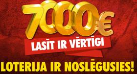 Noskaidrota izdevniecības <em>Žurnāls Santa</em> abonēšanas loterijas <strong>7000 eiro ieguvēja</strong>