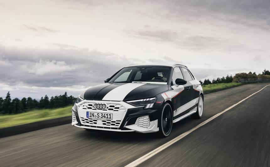 <em>Audi</em> Ženēvas autoizstādē iepazīstinās ar <strong>jauno <em>Audi A3 </em></strong>