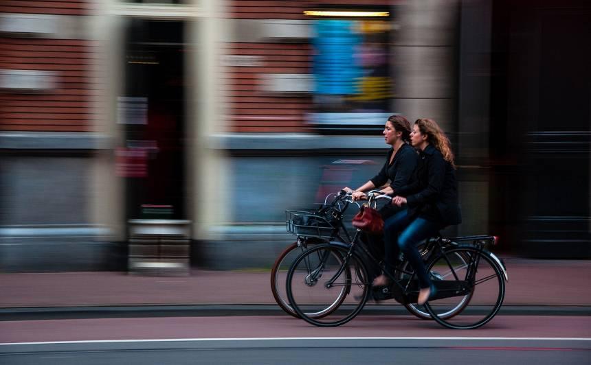 <strong>Pirmo reizi Latvijas vēsturē</strong> nosaka finansējumu veloceļu attīstībai