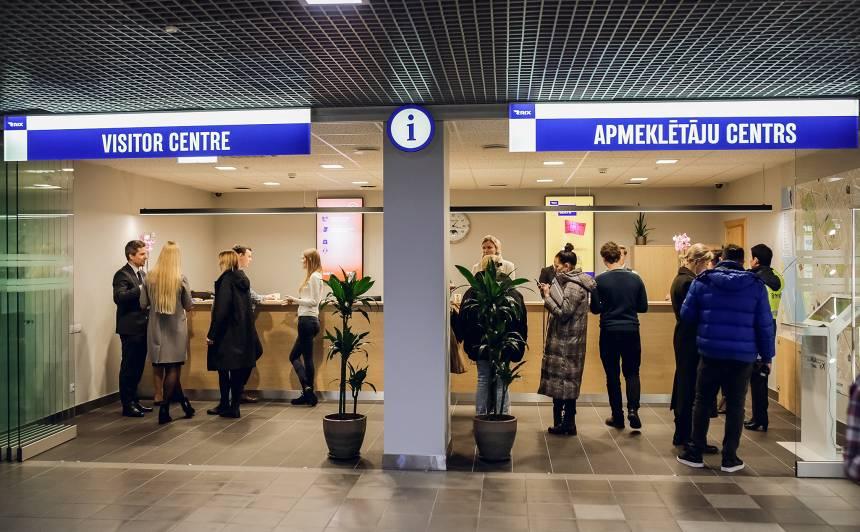 Lidostā <em>Rīga</em> atklāj <strong>rekonstruētu un modernizētu apmeklētāju centru</strong>