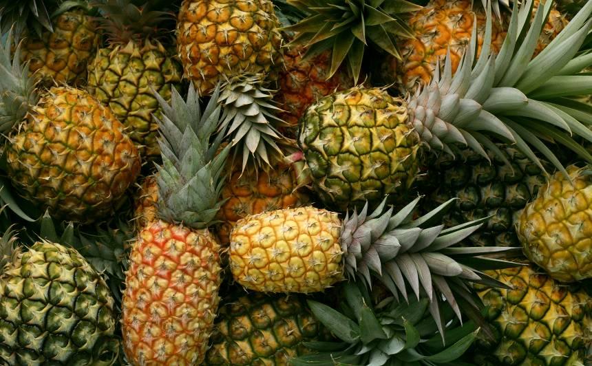 10 fakti par ananasu