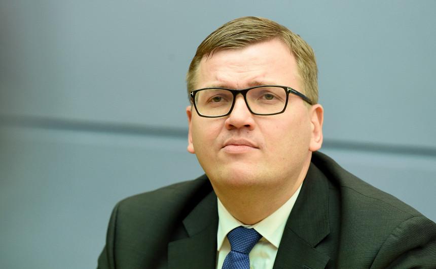 Juris Pūce: <strong>Nenotikušās sēdes Rīgas domē</strong> ir atsevišķs pamats tās atlaišanai