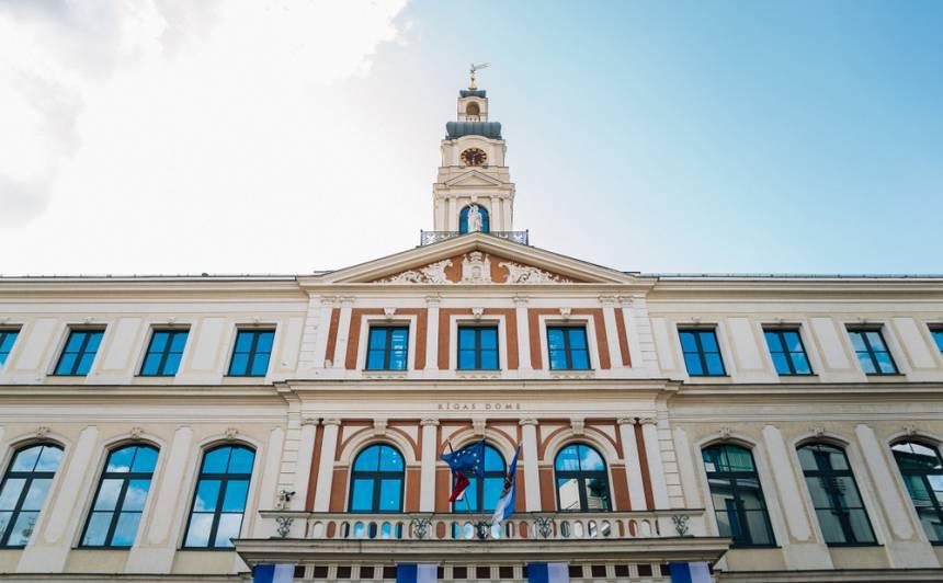 Rīgas domes ārkārtas vēlēšanas notiks <strong>25. aprīlī</strong>