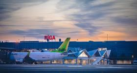 <strong>Lidosta <em>Rīga</em> atzīta par trešo straujāk augošo</strong> Eiropas galvaspilsētu lidostu