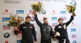 Brāļi Dukuri izcīna <strong>dubultuzvaru Eiropas čempionātā</strong>