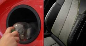 VIDEO: Jaunā <em>Audi A3</em> sēdekļu apdari <strong>izgatavo no PET pudelēm</strong>