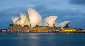 <strong>Ģeniālais apelsīns –</strong> Sidnejas opera