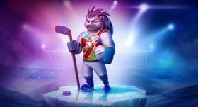 Konkursā par 2021. gada pasaules hokeja čempionāta talismanu <strong>uzvarējis Latvijas piedāvājums</strong>