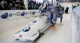 Latviju pasaules čempionātā bobslejā <strong>pārstāvēs trīs ekipāžas</strong>