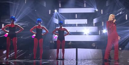 VIDEO: Latviju Starptautiskajā Eirovīzijas dziesmu konkursā pārstāvēs <strong>Samanta Tīna</strong>