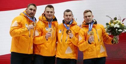 Beidzot noslēdzies Oskara Melbārža <strong>sešus gadus ilgais ceļš pēc olimpiskās zelta medaļas!</strong>