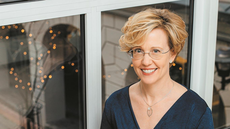 Ingrīda Kariņa-Bērziņa — <strong>pārcēlās no Amerikas, lai bērni augtu Latvijā</strong>