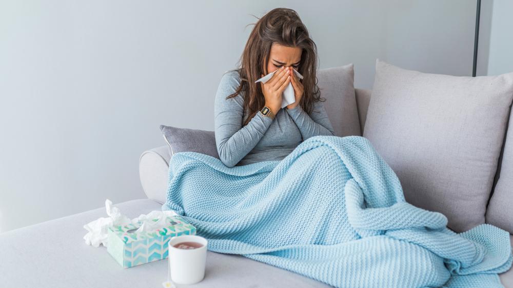 Šefs manā blūzē jeb <strong>Kas notiek, kad gripa pieveic teju visu darba kolektīvu</strong>