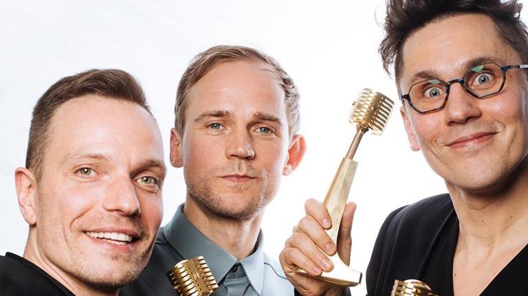 Visvairāk <em>Zelta mikrofona</em> balvu <strong>saņem <em>Instrumenti</em></strong>